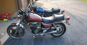 1982 Honda CM450 Custom + Running Parts Bike for Sale in Oak Forest, IL