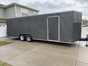 2012 Look Element Cargo Trailer 24 Foot for Sale in Wyoming, DE