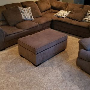 Sectional Sofa And Recliner Set for Sale in Butler, PA