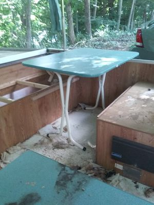 Pop-up camper table removable for Sale in New Milford, CT