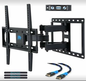 Full motion TV mount 26-55 inches for Sale in Murfreesboro, TN
