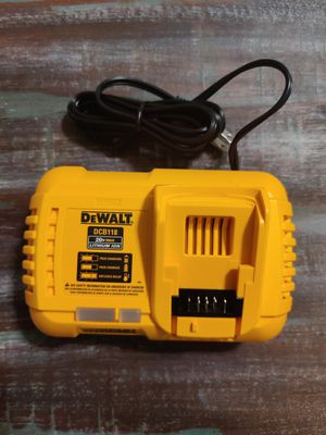 DCB118 DeWalt Fast charger for Sale in McGaheysville, VA