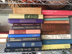 Staging books $1 each 15 minimum for Sale in Katy, TX