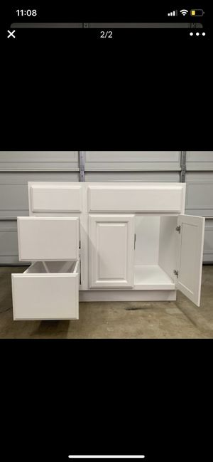 Bathroom vanity without top for Sale in Buena Park, CA