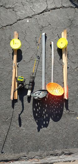 Ice Fishing Stuff for Sale in Prospect Heights,  IL