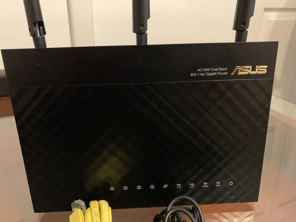 Asus AC1900 High Speed Router
