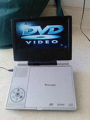 Rechargable portable DVD player for Sale in Minneapolis, MN