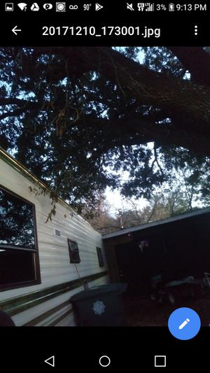 32 ' pull behind camper 87 in side bout done for Sale in Lake Charles, LA
