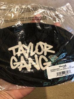 Diamond Supply Co. X Taylor Gang Face Mask for Sale in Fairfax,  VA