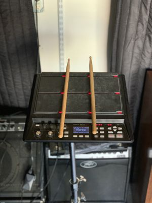 Roland SPD-SX Drum Sample Pad with stand and sticks for Sale in Los Angeles, CA