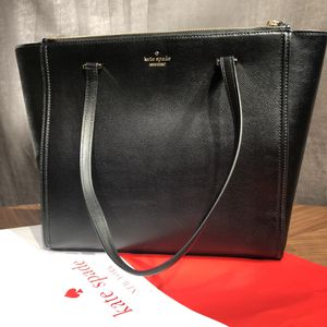 Brand New Kate Spade Black Kona Tote - with Tags for Sale in Los Angeles, CA