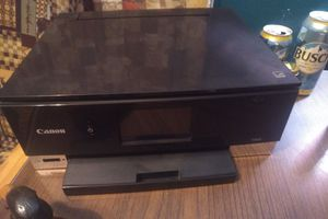 Cannon Pixma all in one printer LIKE NEW ! for Sale in Richton, MS