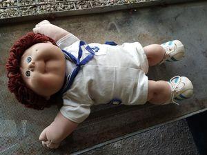 $40 VINTAGE CABBAGE PATCH DOLL for Sale in Las Vegas, NV