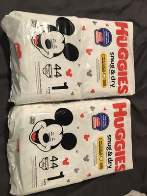 Huggies Snug & Dry for Sale in Grapevine, TX