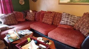 This is the sectional couch has not been set on much it's going for 300 for Sale in Cadiz, KY