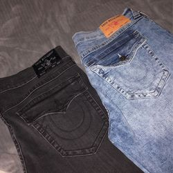 True Religion Jeans $80 For 3 OBO for Sale in Irvine,  CA