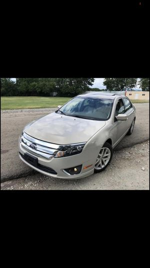 2011 Ford Fusion SEL AUTO LOADED LEATHER ROOF 1-Owner!!!!! for Sale in Obetz, OH