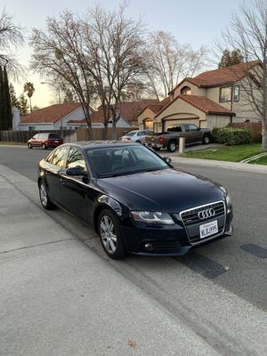 Audi A4 for Sale in Antelope, CA