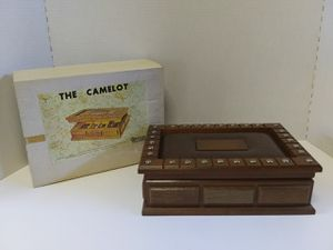 Vintage Camelot Jewelry Box for Sale in Saint Michael, PA