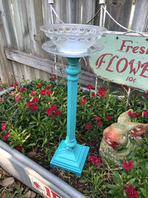 Upcycled Handmade Garden Art for Sale in San Antonio, TX