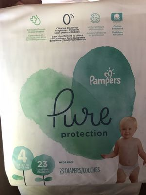 Pampers diaper and wipes for Sale in Sacramento, CA