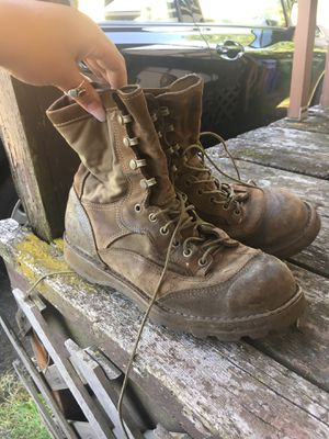 Men's Danner Work Boots Size 9 for Sale in Portland, OR