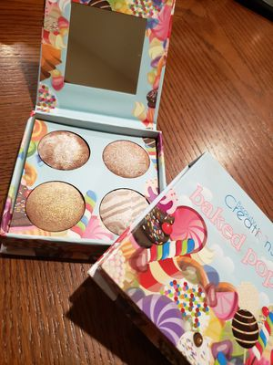 Beauty Creations Baked POP eyeshadow palette new for Sale in Soledad, CA