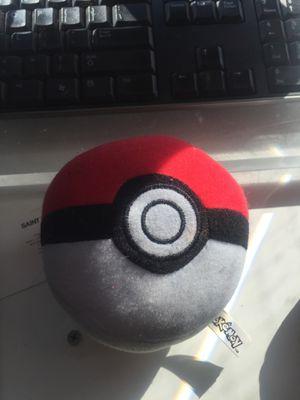 Pokemon ball plush for Sale in Richmond, VA