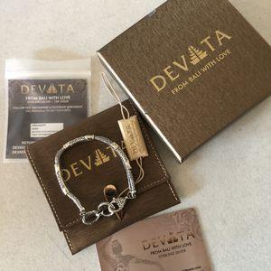 Devita Sterling Silver Bracelet for Sale in Los Angeles, CA