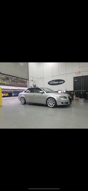 2007 Audi A4 2.0 clean title current registration lost of upgrades for Sale in Vista, CA