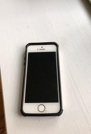 iPhone 5SE, 16 GB, unlocked — Rose Gold for Sale in Alexandria, VA