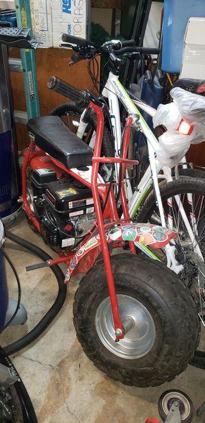 Coleman ct200u mini bike for Sale in Vancouver, WA