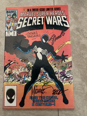 Secret Wars #8 for Sale in Lubbock, TX