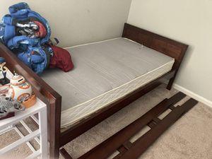 Solid wood bed/bunk bed for Sale in Arlington, VA