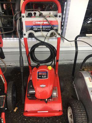 Troy Bilt pressure washer for Sale in Lynnwood, WA