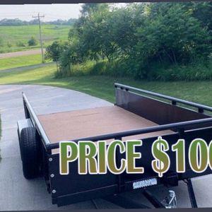 Near Perfect Condition! 2011 Pj Trailer.$1000 for Sale in Albuquerque, NM