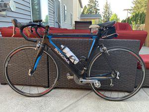 Sonoma Carbon Fiber Frame Road Bike + Shimano Comp. for Sale in Vancouver, WA