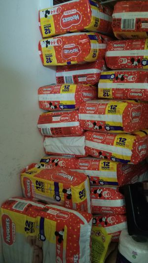 All sizes Huggies for Sale in TEMPLE TERR, FL