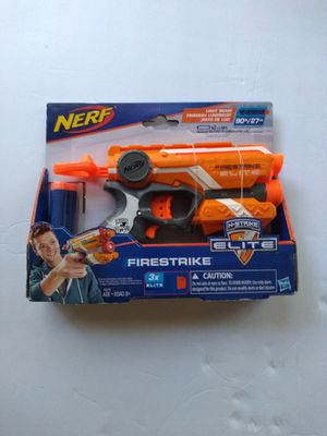 Nerf Firestrike 3X Elite for Sale in Hapeville, GA