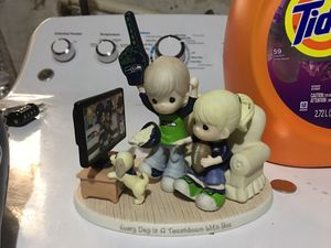 Seahawks precious moments collectible for Sale in Westport, MA