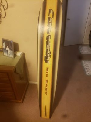 CWB Connelly Big Daddy Waterski, Front Adjustable Binding/Rear Toe Strap for Sale in Phoenix, AZ