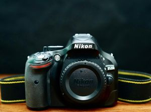 Nikon D5200 with Sigma 18-300mm Lens for Sale in Arlington, TX