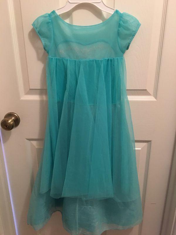 Disney Elsa dress size 6