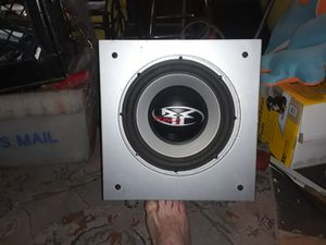 Polk audio home powered subwoofer for Sale in Hayward, CA