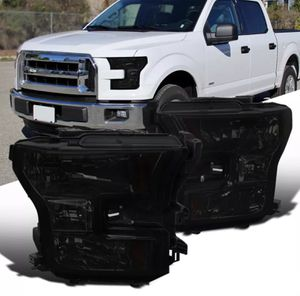 2015 - 17 Ford F-150 smoked headlights 💡🚛 for Sale in Montebello, CA