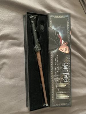 Harry Potter illuminating wand for Sale in Fort Belvoir, VA