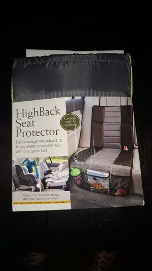 Seat Protector for Sale in Norfolk, VA