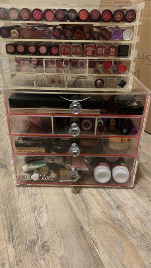 Makeup organizer (cosmo cube LE) for Sale in Modesto, CA