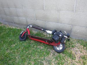 Goped sport go ped gas scooter 180 firm for Sale in Westminster, CA
