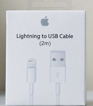 Apple Lightning to USB Cables - wholesale and bulk only for Sale in Stockton, CA